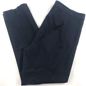 J. Jill Essential Slim Ankle Pants Sz 14 Blue